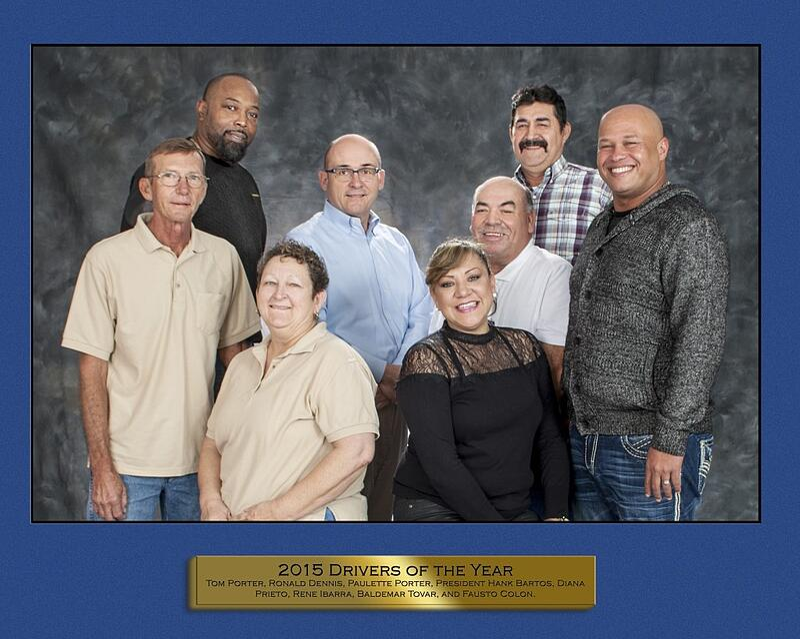 2015 DOY Group Shot