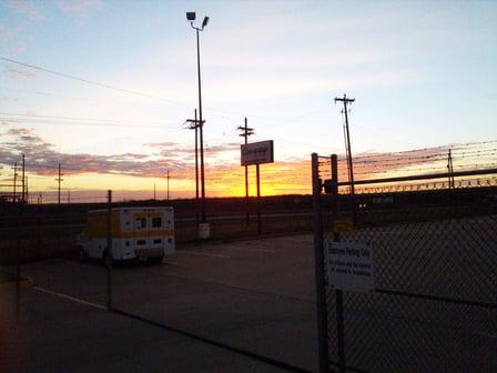 Laredo Sunset